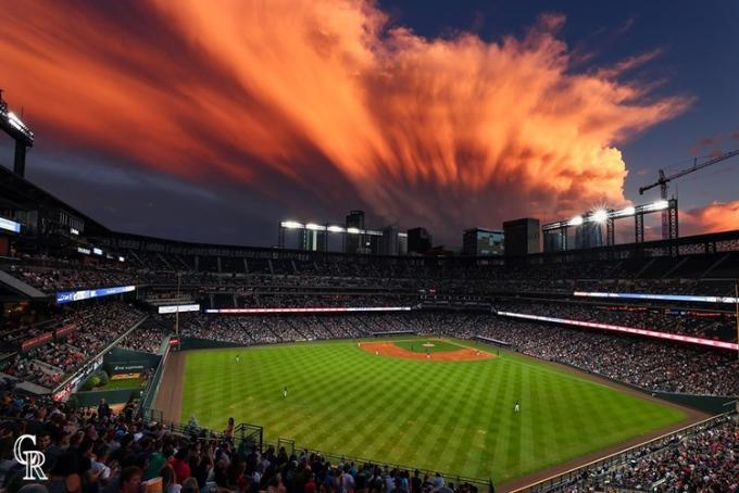 Colorado Rockies vs. Cleveland Indians at Coors Field