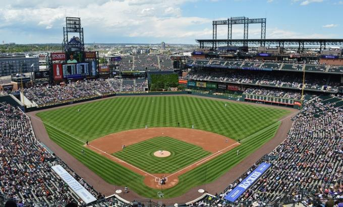 Colorado Rockies vs. Seattle Mariners at Coors Field