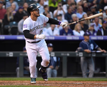 Colorado Rockies vs. Miami Marlins at Coors Field