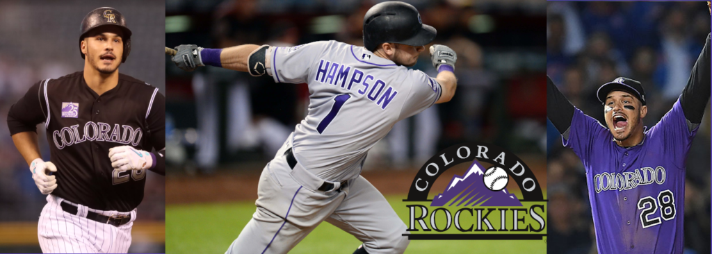 Colorado Rockies schedule